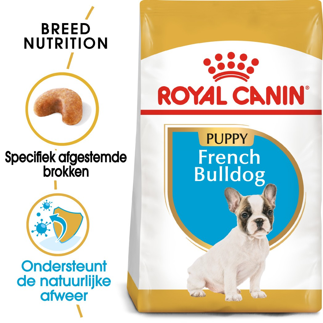 Royal Canin Franse Bulldog Junior hondenvoer
