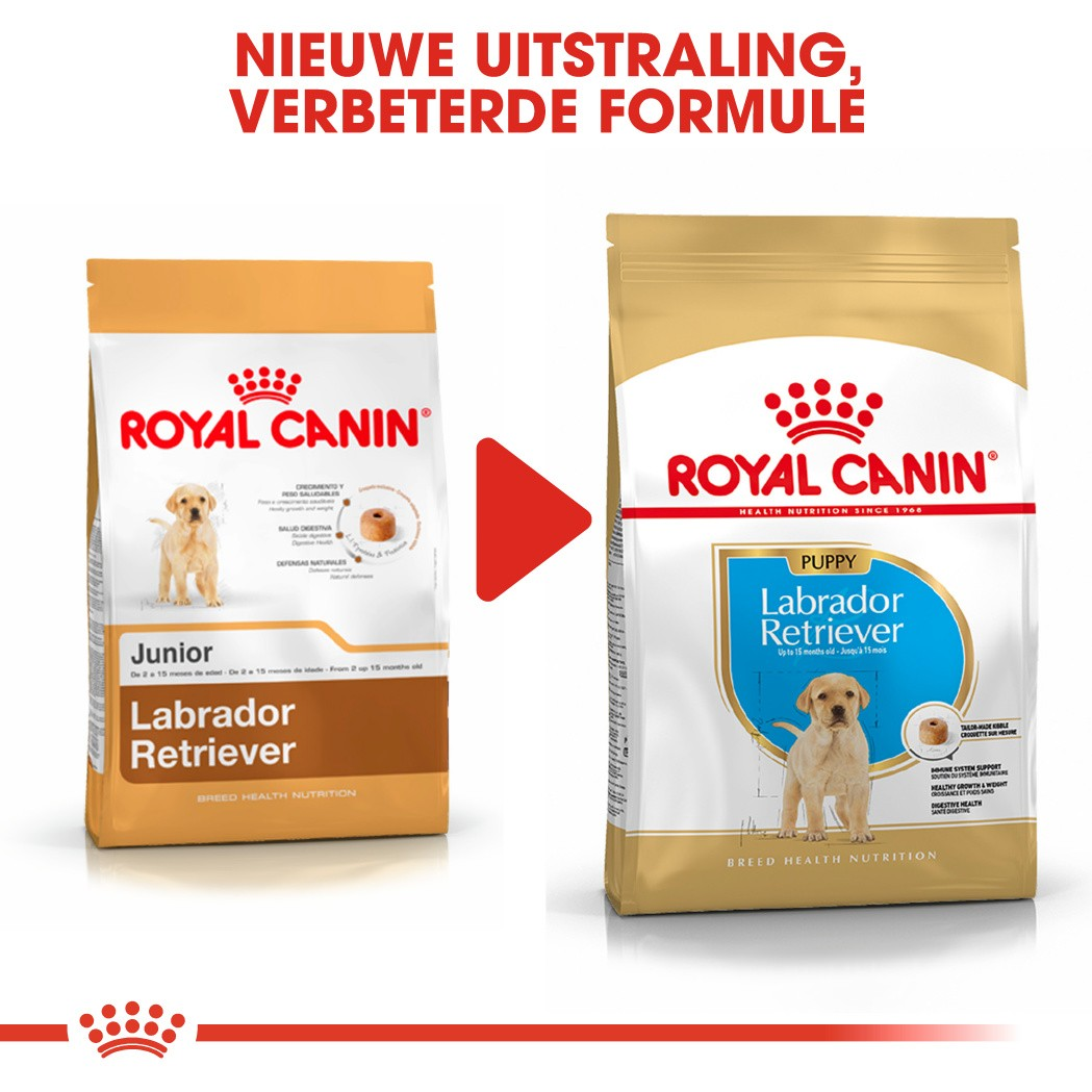 Royal Canin Puppy Labrador Retriever hondenvoer