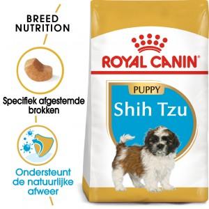 Royal Canin Puppy Shih Tzu hondenvoer 3 x 1,5 kg