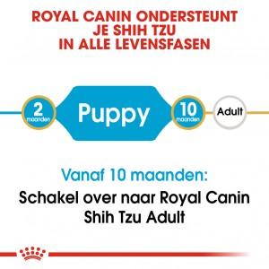 Royal Canin Puppy Shih Tzu hondenvoer