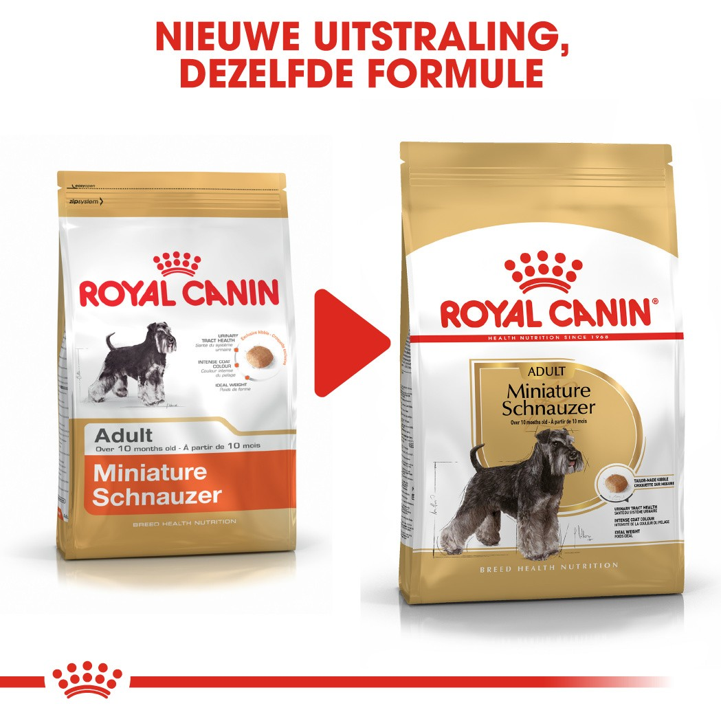 Royal Canin Adult Mini Schnauzer hondenvoer