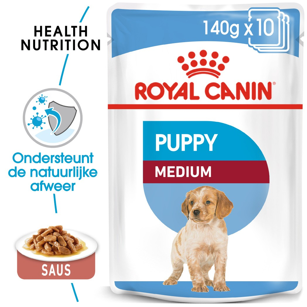 Royal Canin Medium Puppy natvoer