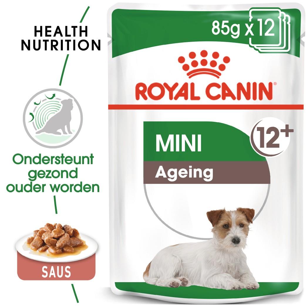 Royal Canin Mini Ageing 12+ natvoer