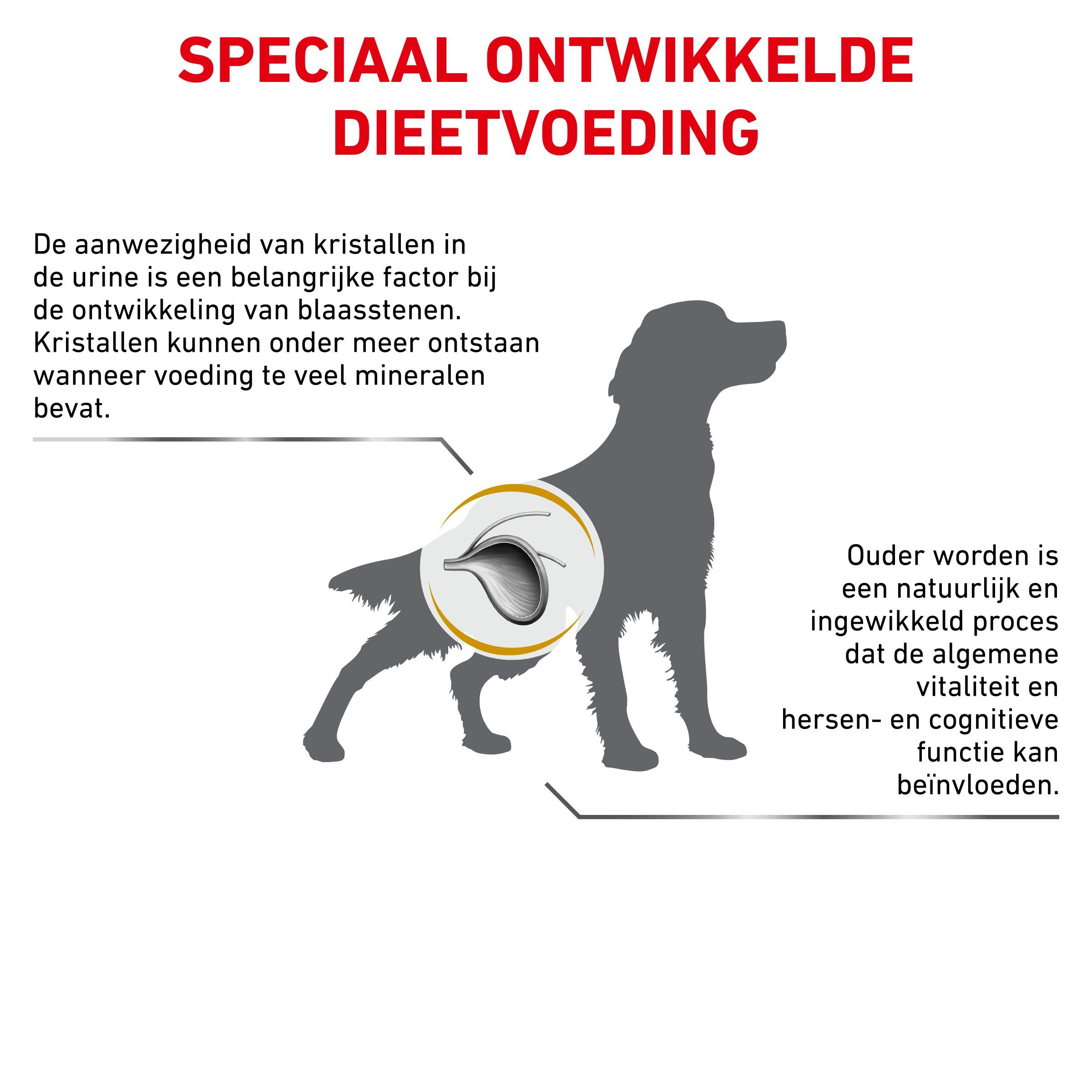 Royal Canin Urinary S/O Ageing 7+ Hondenvoer