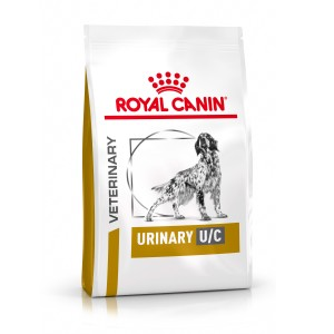 Royal Canin Veterinary Urinary U/C hondenvoer