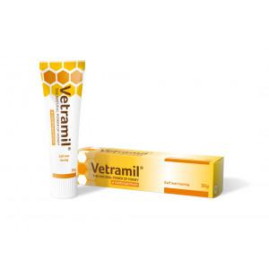 Vetramil Wondzalf met honing