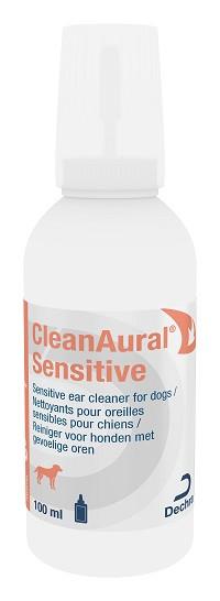 CleanAural Sensitive Oorreiniger hond