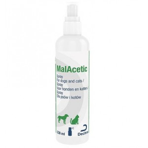 MalAcetic Spray Conditioner 2 x 230 ml