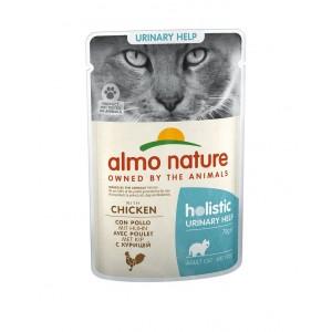 Afbeelding van Urinary Support Kip 70 gram Per 60 Almo Nature