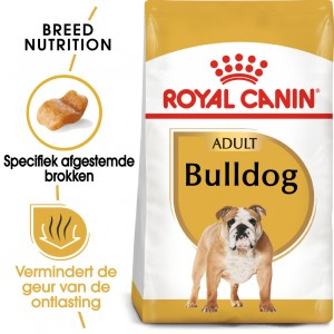 Royal Canin Adult Bulldog hondenvoer 3 kg