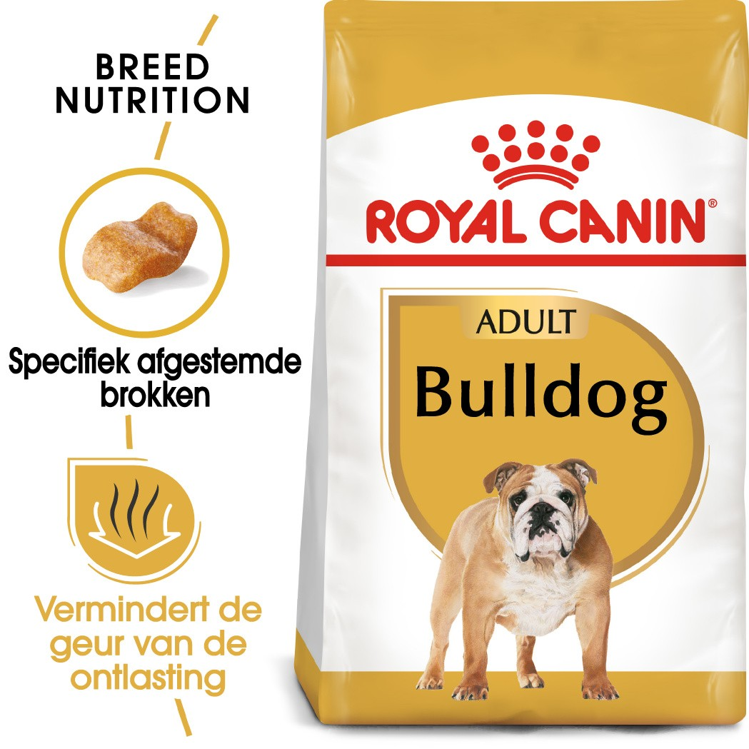 Royal Canin Bulldog Adult hondenvoer