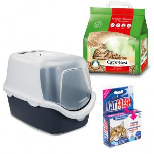 Vico Easy Clean Kattenbak Pakket