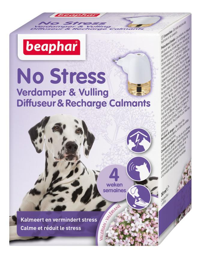 Beaphar No Stress Verdamper hond incl. vulling