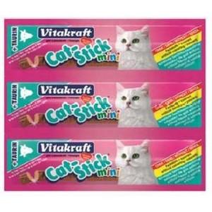 Vitakraft Catsticks Mini Taurine 3 stuks