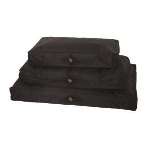 Brick hondenkussen Zwart 60 x 100 cm