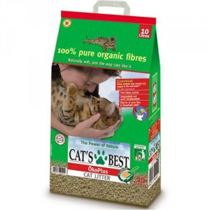 Cats Best Oko Plus Kattengrit 10 liter 10 liter
