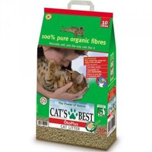 Cats Best Oko Plus Kattengrit 10 liter 10 liter Cat apos s Best Kat Kattenbakvulling