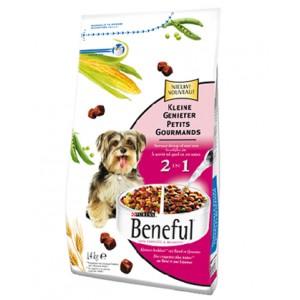 Beneful Kleine Genieter hondenvoer 1.4 kg OP is OP