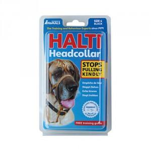 Halti hoofdtuig voor honden Maat 4