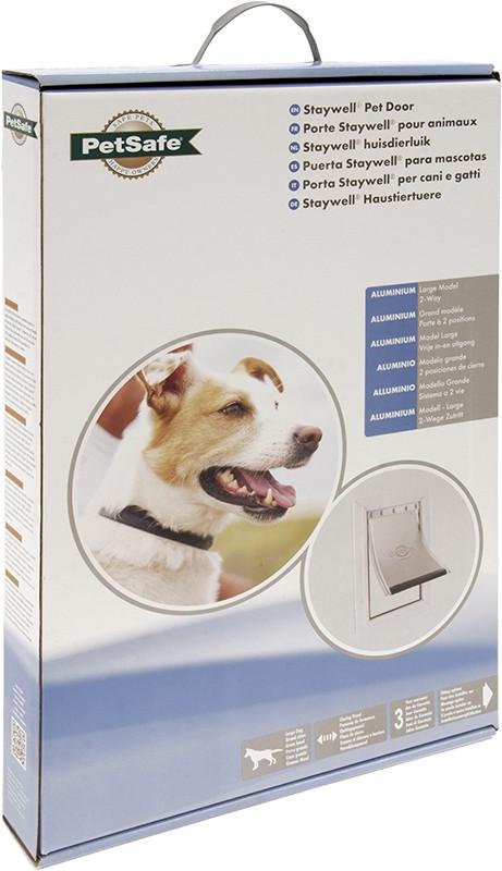 Staywell 640 Large Aluminium Pet Door