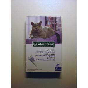 Advantage Nr. 80, Vlooienmiddel voor katten per verpakking