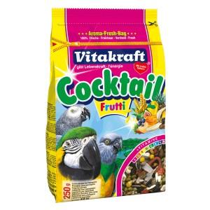Vitakraft Cocktail Frutti voor papegaaien 250 gram