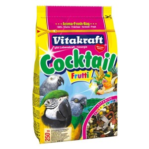 Vitakraft Cocktail Frutti voor papegaaien