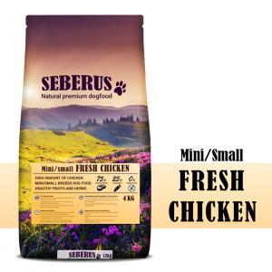 Seberus Mini/Small Fresh Chicken - natuurlijk graanvrij hondenvoer
