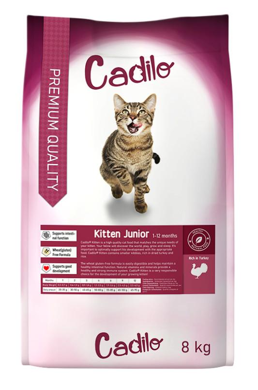 Cadilo Kitten Junior kattenvoer