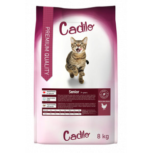 Cadilo Senior kattenvoer 8 kg
