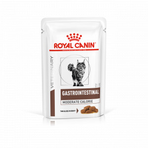 Royal Canin Veterinary Gastro Moderate Calorie zakjes kattenvoer 85 gram