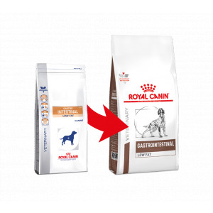 Royal Canin Veterinary Diet Gastro Intestinal Low Fat hondenvoer