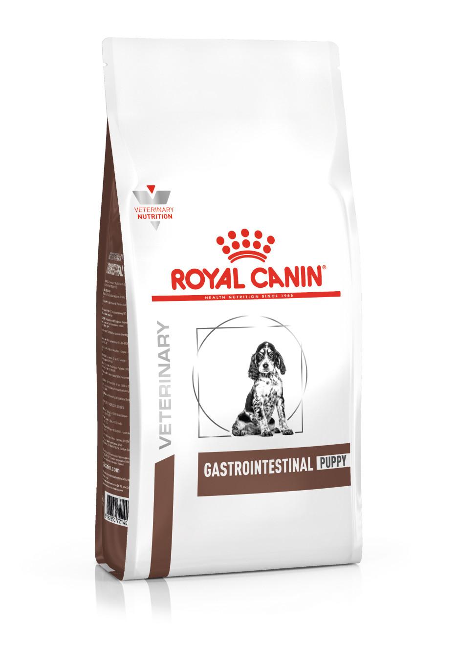 Royal Canin Veterinary Diet Gastro Intestinal Junior hondenvoer