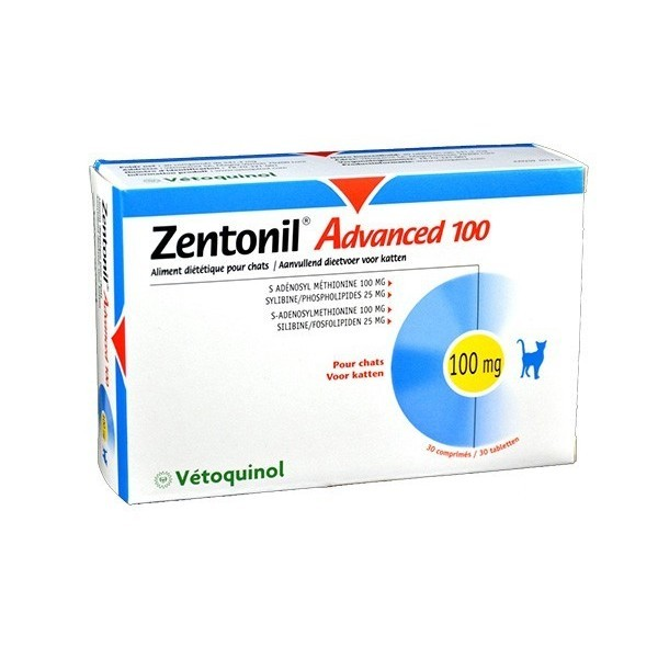 Zentonil Advanced 100 Kat & Kleine hond