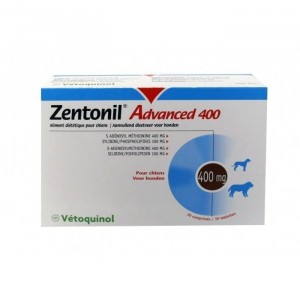 Zentonil Advanced 400 Grote hond