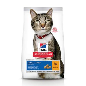 Hill's Oral Care Adult kattenvoer