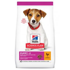 Hill's Puppy Small & Mini kip hondenvoer 1,5 kg