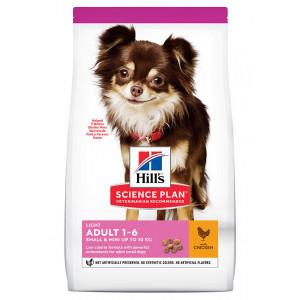Hill's Adult Small & Mini Light hondenvoer