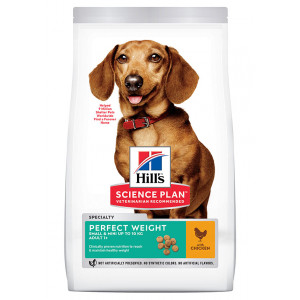 Hill's Adult Perfect Weight Small & Mini hondenvoer 1,5 kg