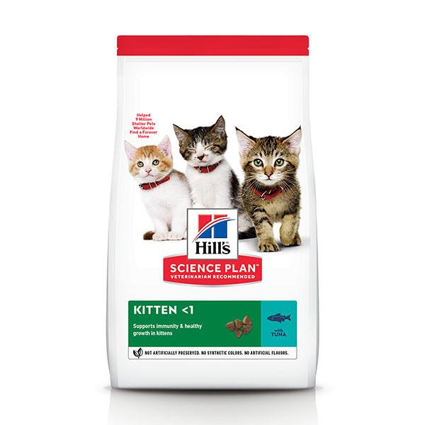 Hill's Kitten tonijn kattenvoer