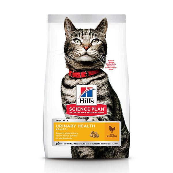 Hill's Adult Urinary Health kip kattenvoer