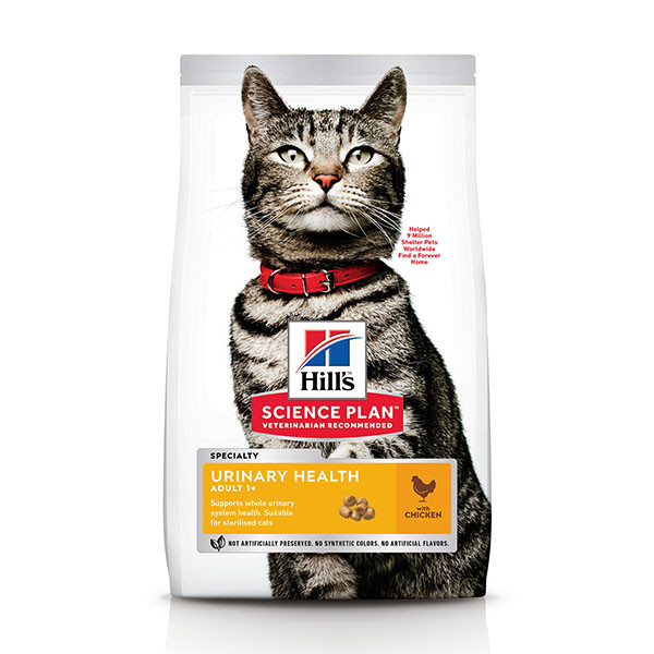 Hill's Science Plan Adult Urinary Health kattenvoer