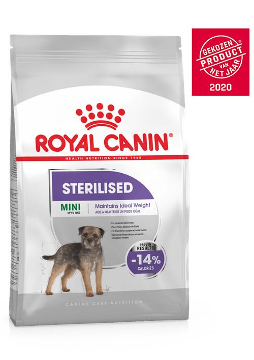 Royal Canin Mini Sterilised hondenvoer