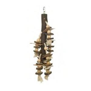 Agapornide Speelstok Natural 0005521 53 cm