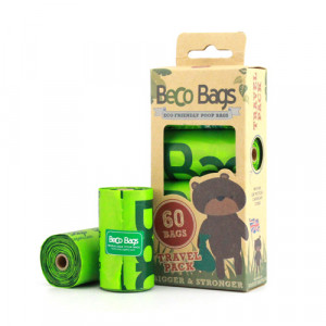 Beco Bags poepzakjes Per verpakking