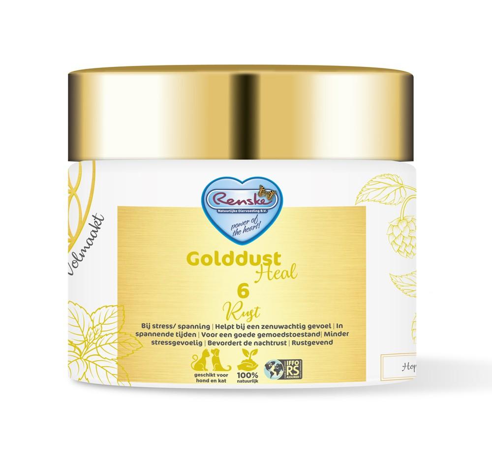 Renske Golddust Heal 6 Rust - Voedingssupplement