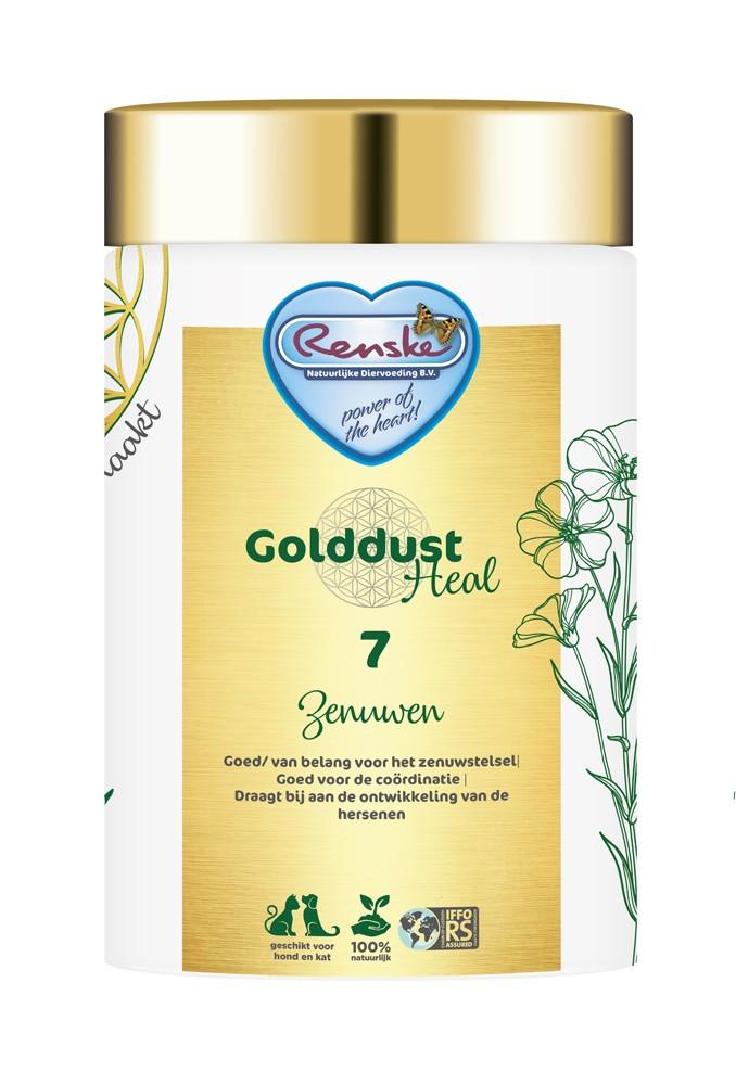 Renske Golddust Heal 7 Zenuwen - Voedingssupplement