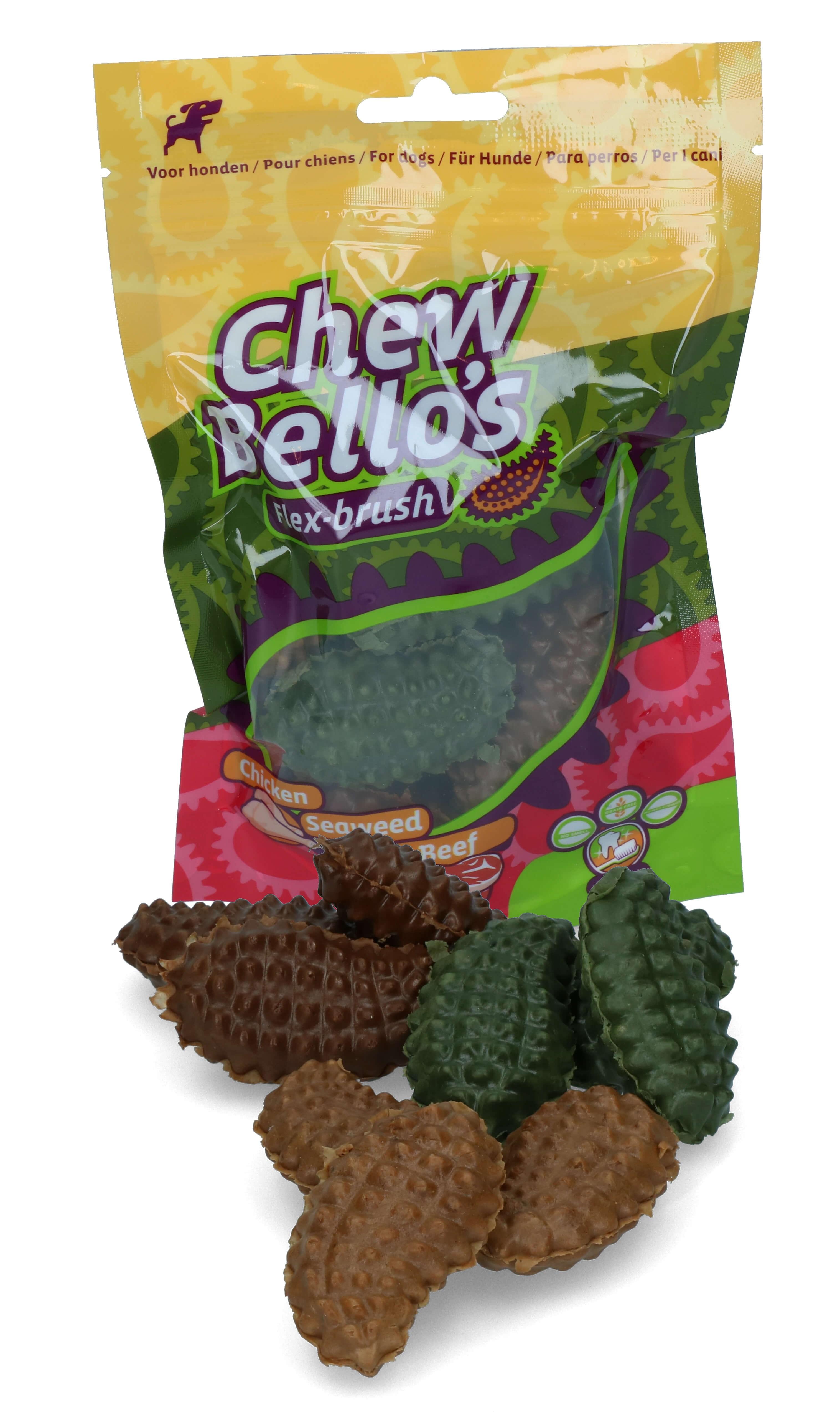 ChewBello's Mix hondensnacks
