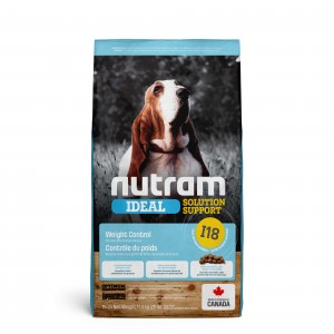 Nutram Ideal Solution Support Weight Control I18 hondenvoer