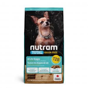 Nutram Graanvrij Zalm & Forel T28 hondenvoer 2 kg